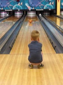 Colin bowling
