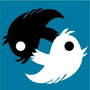 twitter yin yang
